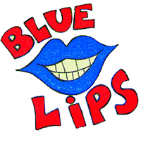 Come By and Get Some Blue Lips at Frost Bites Seaside!