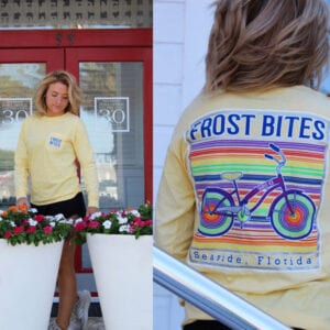 Bike Long Sleeve TShirt